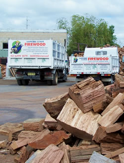 Firewood and Mulch for sale and delivery