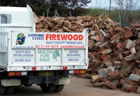 Firewood and mulch for sale